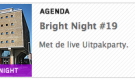 Bright Night #19 – August 31, 2012