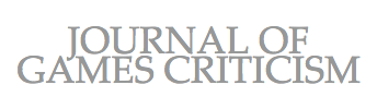 Academic article on game journalism