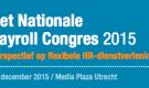 Keynote at Nationale Payrolling Congres – December 14, 2015