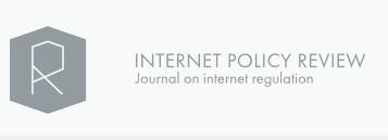 Overview article on the Platformisation concept